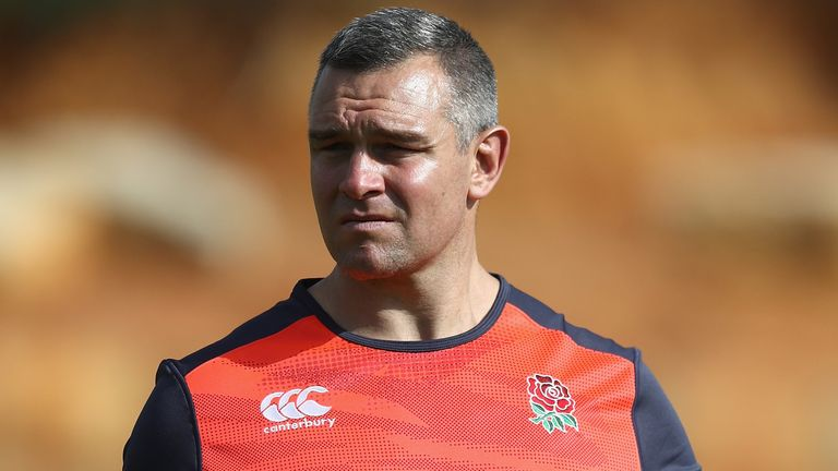 Geordan Murphy switches role as Leicester appoint Steve Borthwick