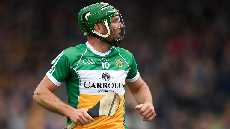 Joe Bergin has brought an end to 13 years as an inter-county hurler