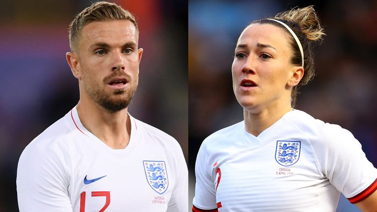 Liverpool star voted England's player of the year