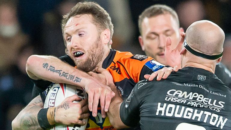 Castleford and Hull FC both have Super League play-off ambitions in 2020