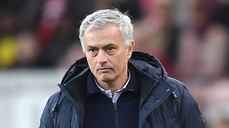 Jose Mourinho has lost Harry Kane and Moussa Sissoko to long-term injuries