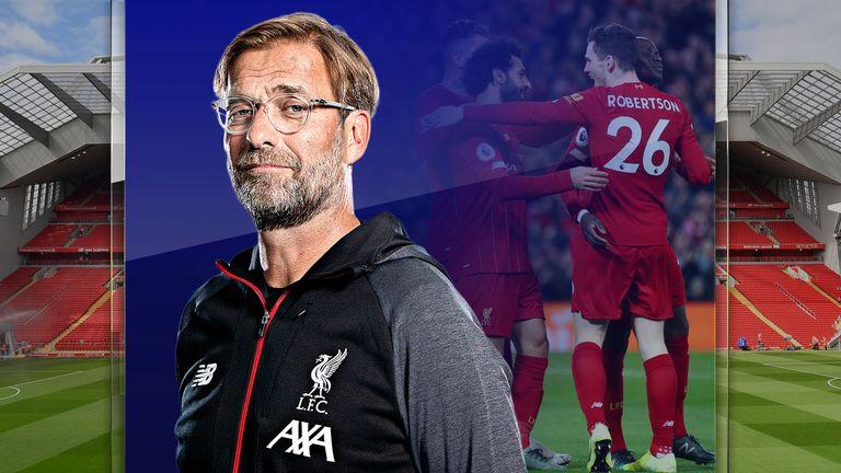 Jurgen Klopp has built a Liverpool team fit for the Premier League title