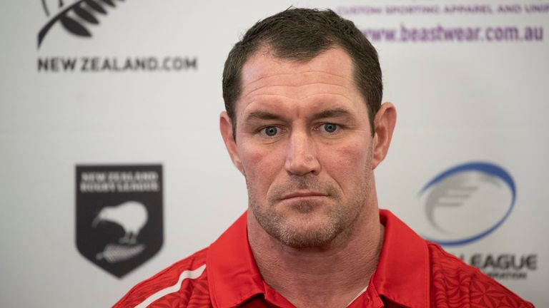 Kristian Woolf is leaving no stone unturned during pre-season with St Helens