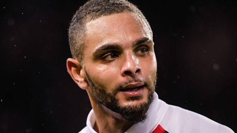 PSG defender Layvin Kurzawa has been linked with a move to the Emirates