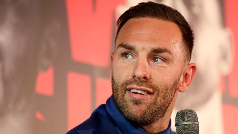 Luke Gale is back at Leeds, where he played in the youth system