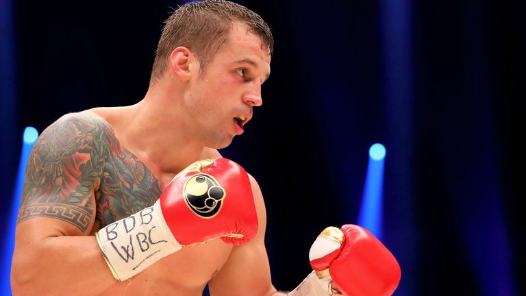 Mairis Briedis faces Yuniel Dorticos in WBSS final