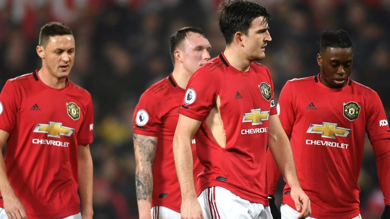 Manchester United are enduring a difficult season