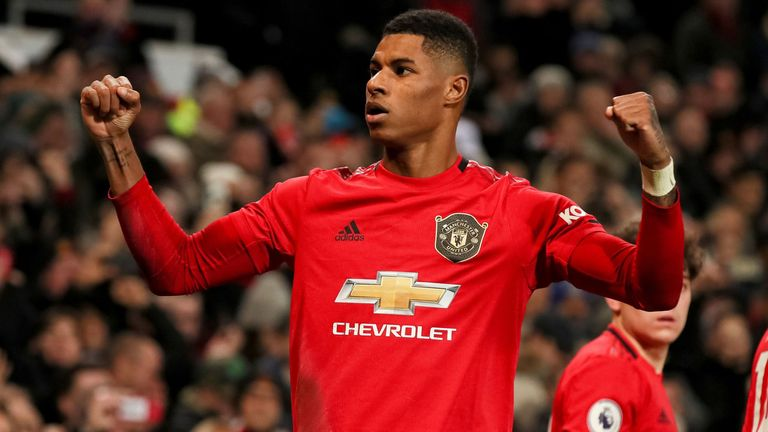 Marcus Rashford has reiterated his commitment to ensuring children are fed