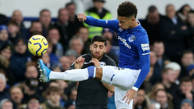 Mason Holgate has been a revelation since the Italian came in