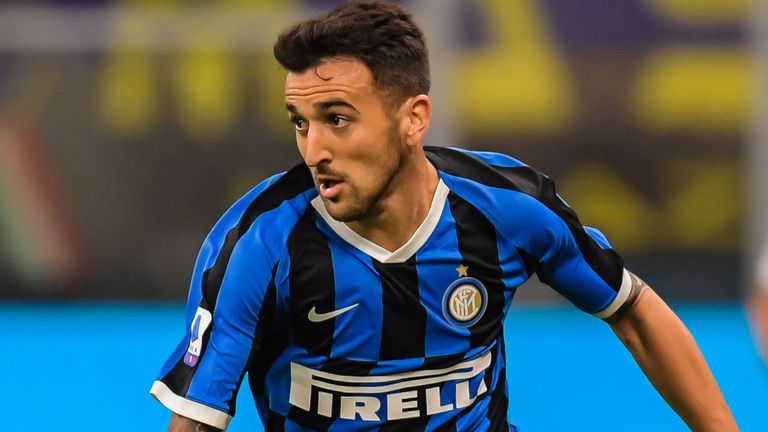 Manchester United loan offer for Matias Vecino rejected by Inter Milan
