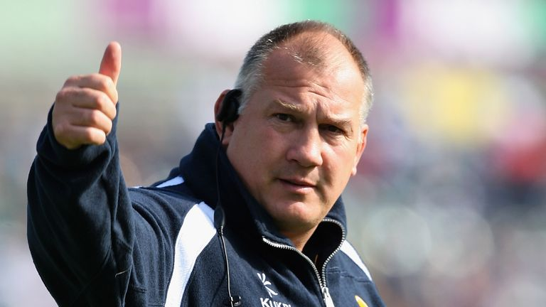 Mike Ruddock has joined the Ospreys