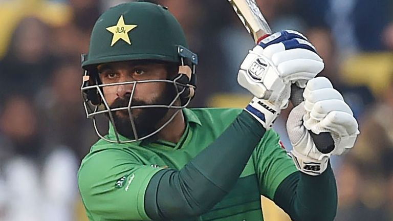 Mohammad Hafeez says he has tested negative for coronavirus after a second screening