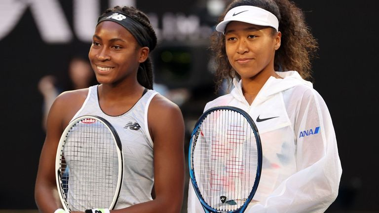 Gauff and Osaka could have an excellent rivalry going forward