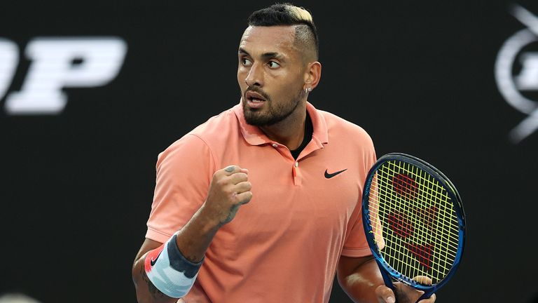 Nick Kyrgios will hope he will be allowed to travel to Germany for the events