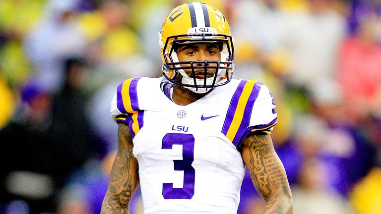 Odell Beckham Jr played his college football at Louisiana State University