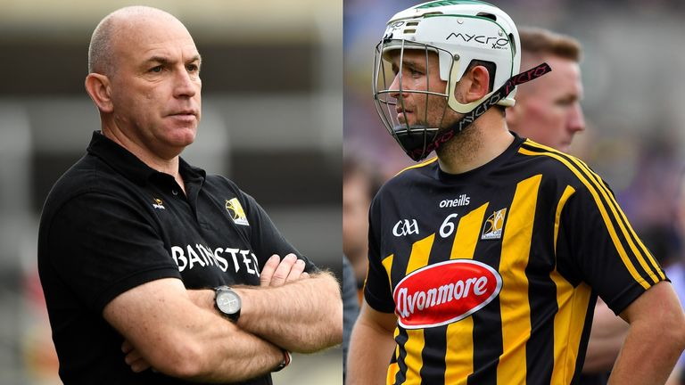 Padraig Walsh is excited about the prospect of working with DJ Carey