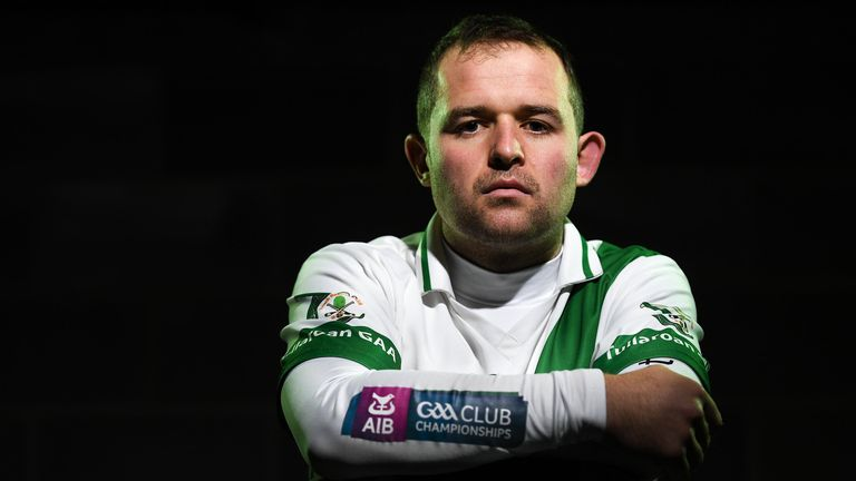 Walsh and Tullaroan are preparing for Sunday's AIB All-Ireland intermediate final