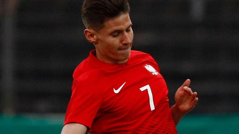Patryk Klimala has joined Celtic