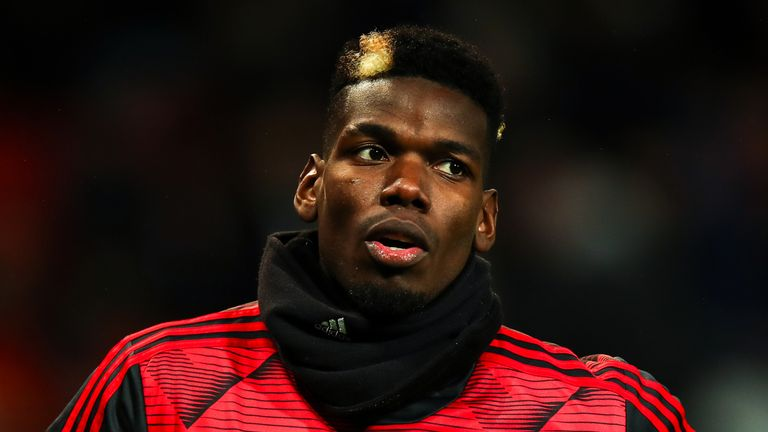 Pogba is under contract at United until 2021 and his deal includes the option of extending by a further year