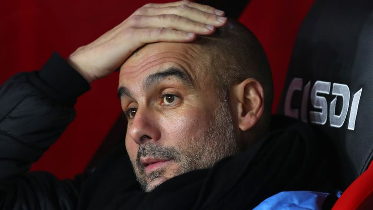 Guardiola's instant reaction will be to stand by the club, says Sky Sports News' Ben Ransom