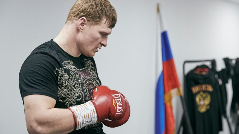 Povetkin's camp have not ruled out a future rematch with Michael Hunter