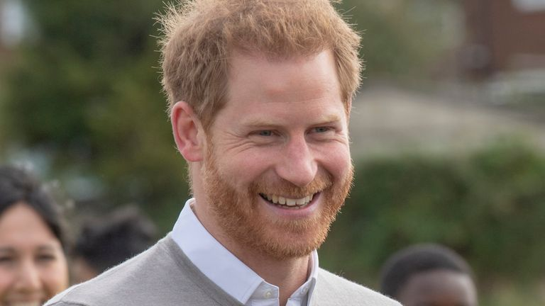 Prince Harry will host the Rugby League World Cup draw at Buckingham Palace