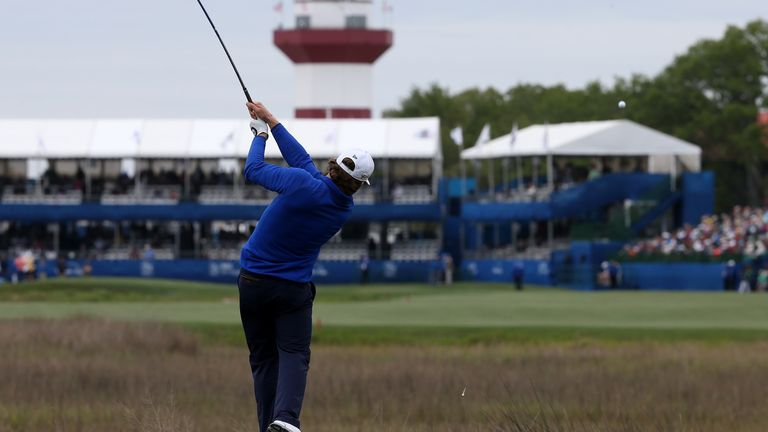 New slow play rules on the PGA Tour will start at the RBC Heritage in April