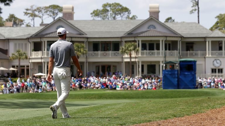 The RBC Heritage is the next scheduled event on the PGA Tour