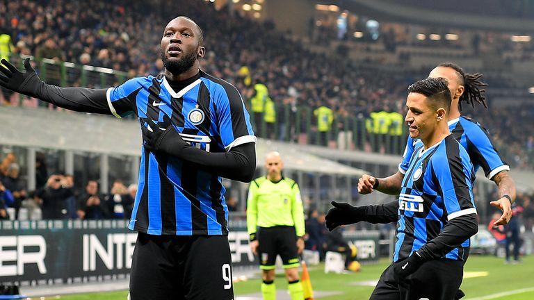 Romelu Lukaku has been in impressive form for Inter Milan this term