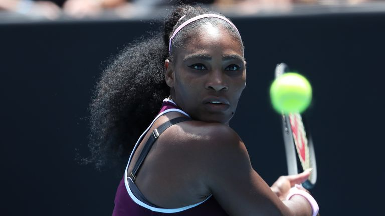 Serena Williams donated more than £32,000