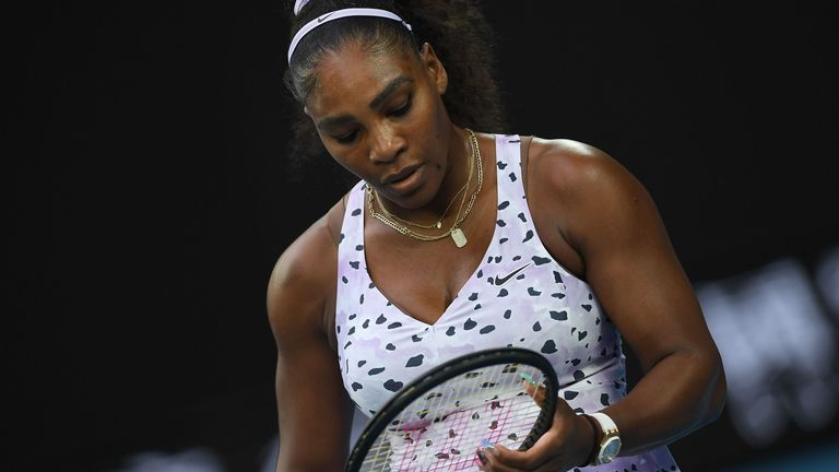 Williams will face Wang Qiang next with a potential fourth-round date with Caroline Wozniacki