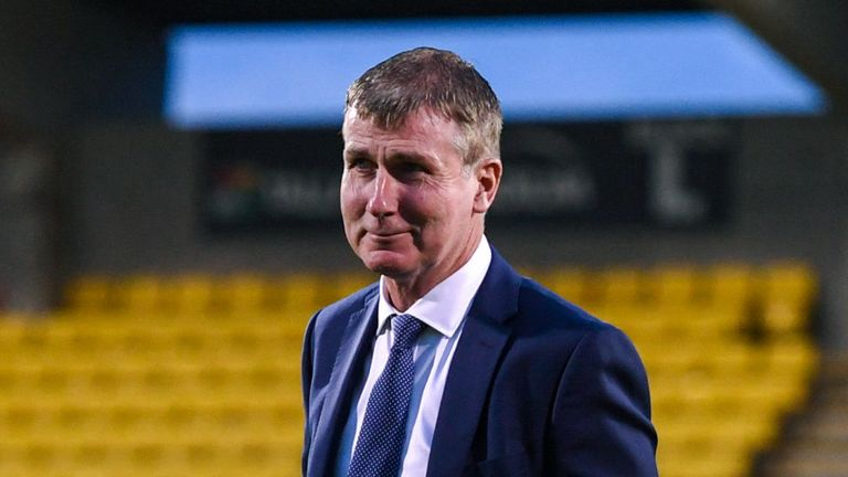 Stephen Kenny is delivering results with the U21 side, after previously leading Dundalk into the Europa League