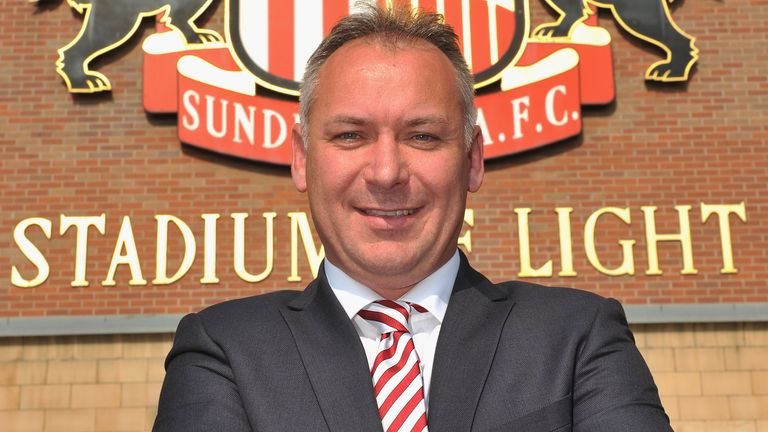 Stewart Donald completed a takeover of Sunderland in May 2018