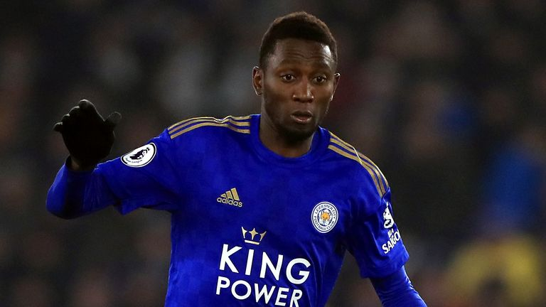 Wilfred Ndidi has amazed Brendan Rodgers with his powers of recovery