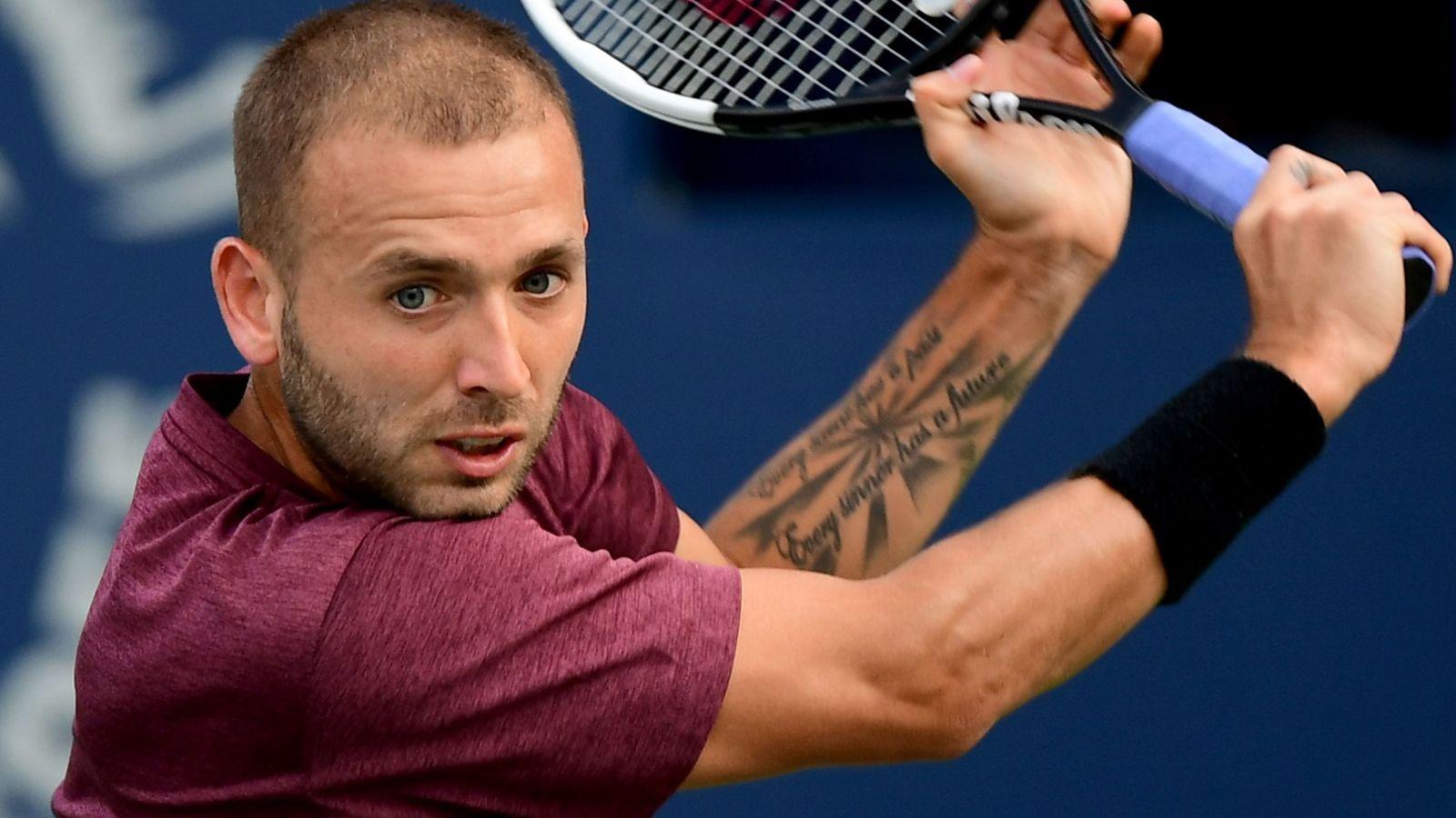 Dan Evans a las semifinales del Campeonato de Dubai Duty Free Tennis | Noticias de tenis 43