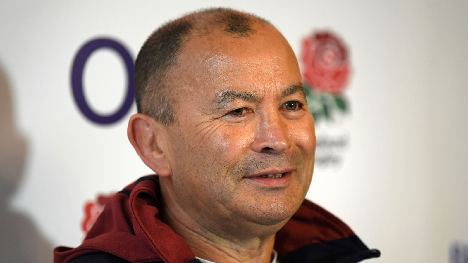 Eddie Jones: England head coach apologises to reporter after 'half-Asian' joke