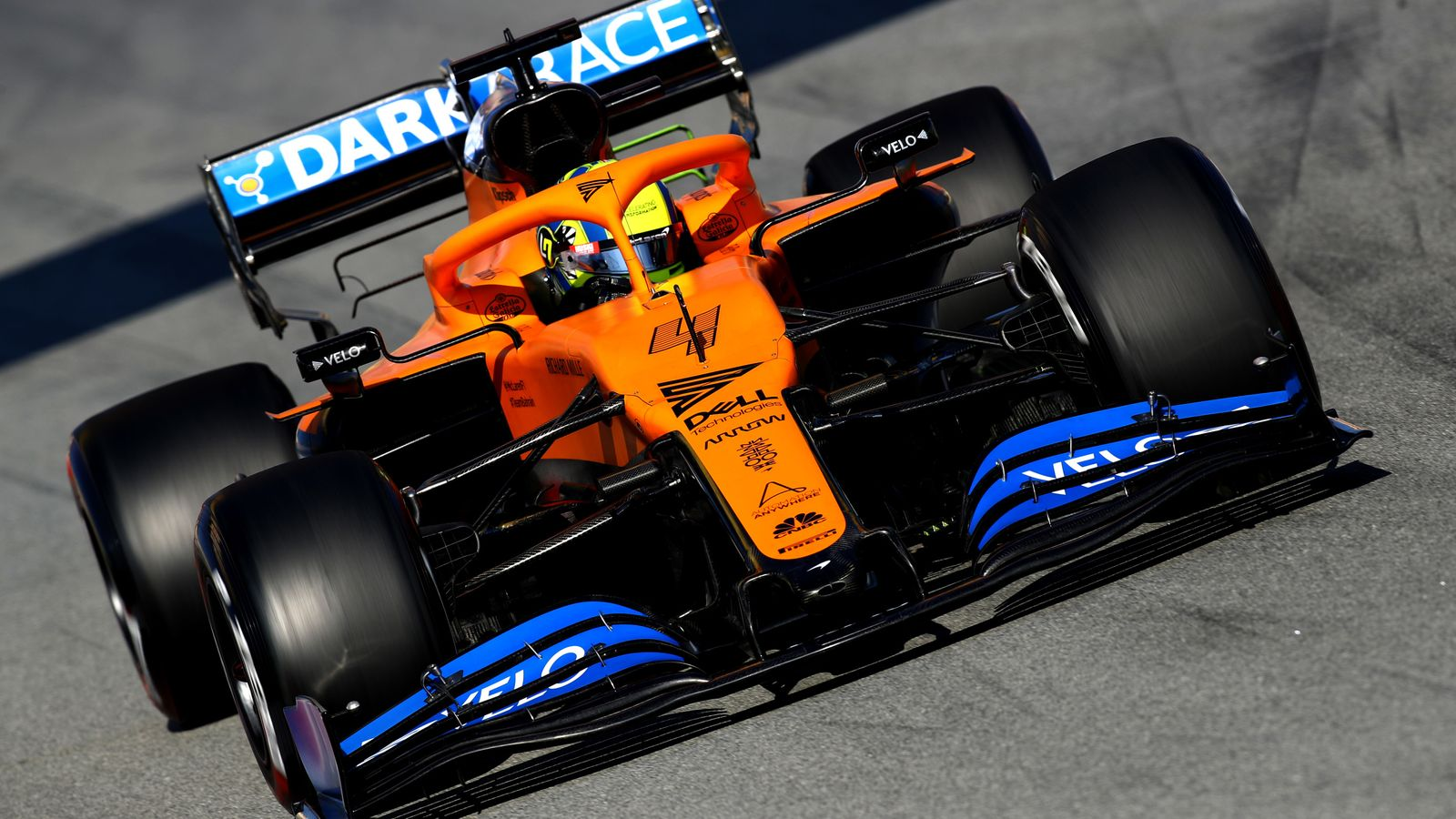Mclaren Pull Out Of Australian Gp After Team Member Contracts Coronavirus F1 News