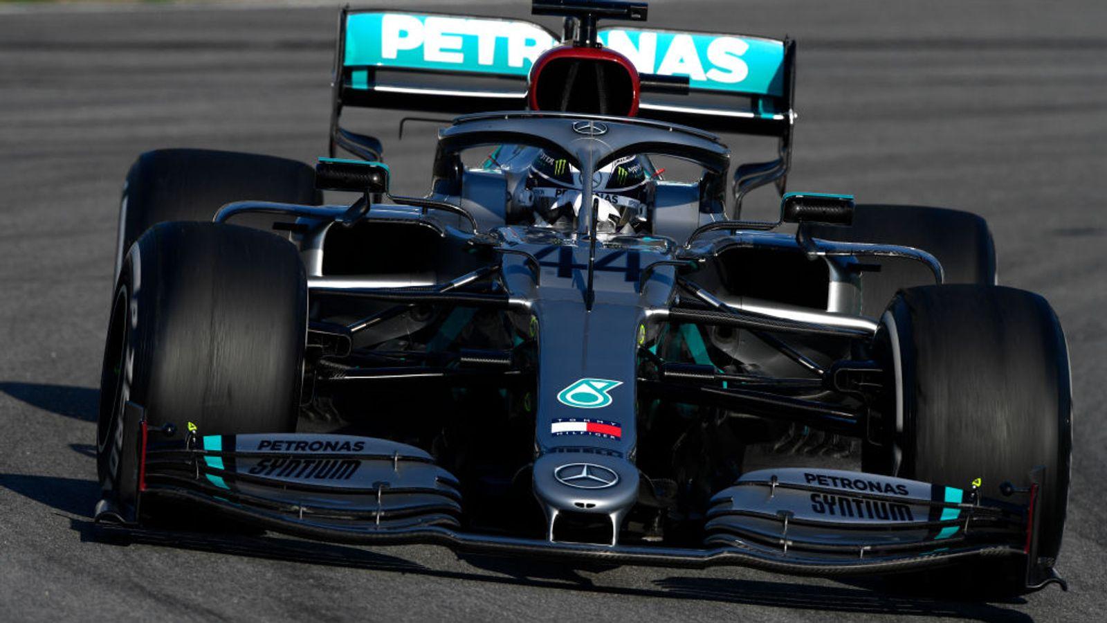 Mercedes' DAS wheel innovation: The 'trombone' sparks F1 intrigue