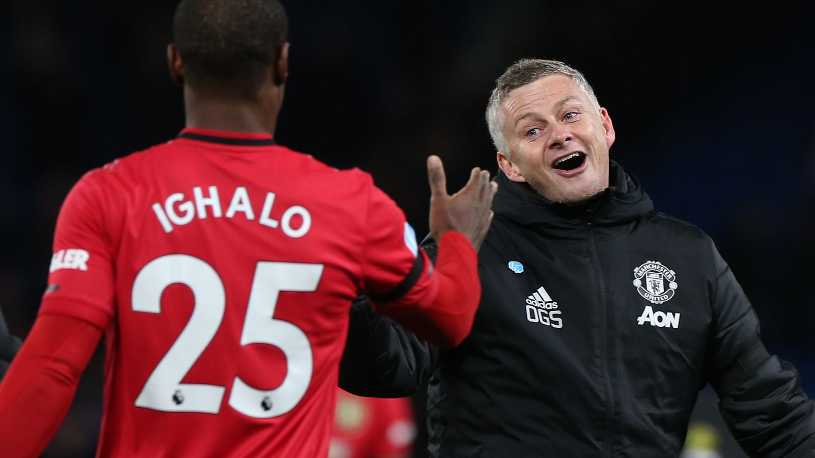 Manchester United reporter notebook: Mood lifted after victory at Chelsea
