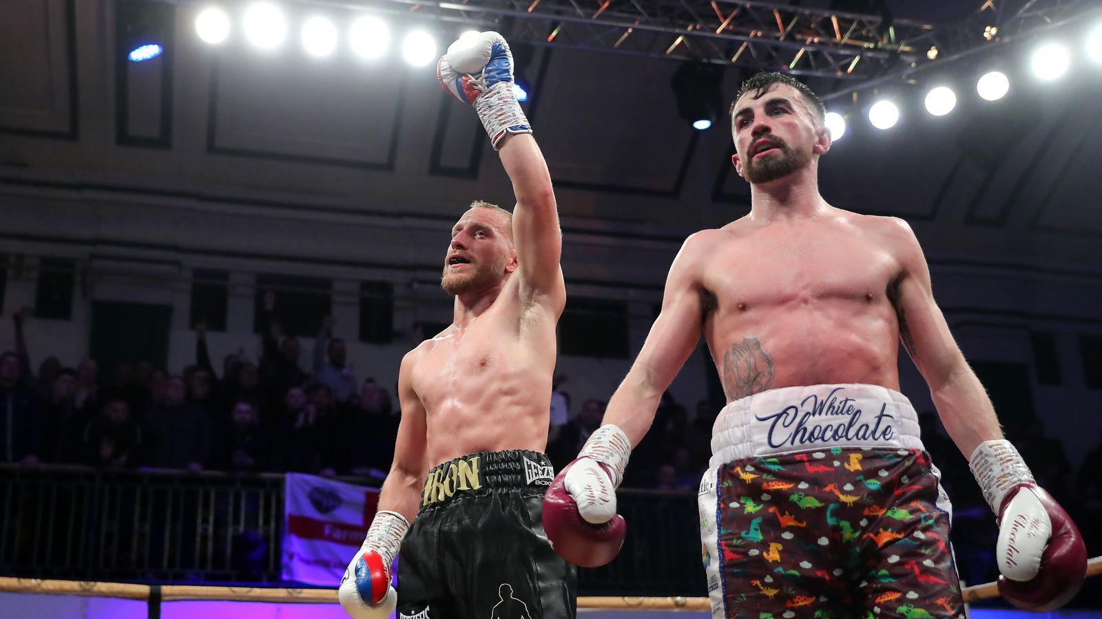 Golden Contract: Ryan Walsh through to featherweight final
