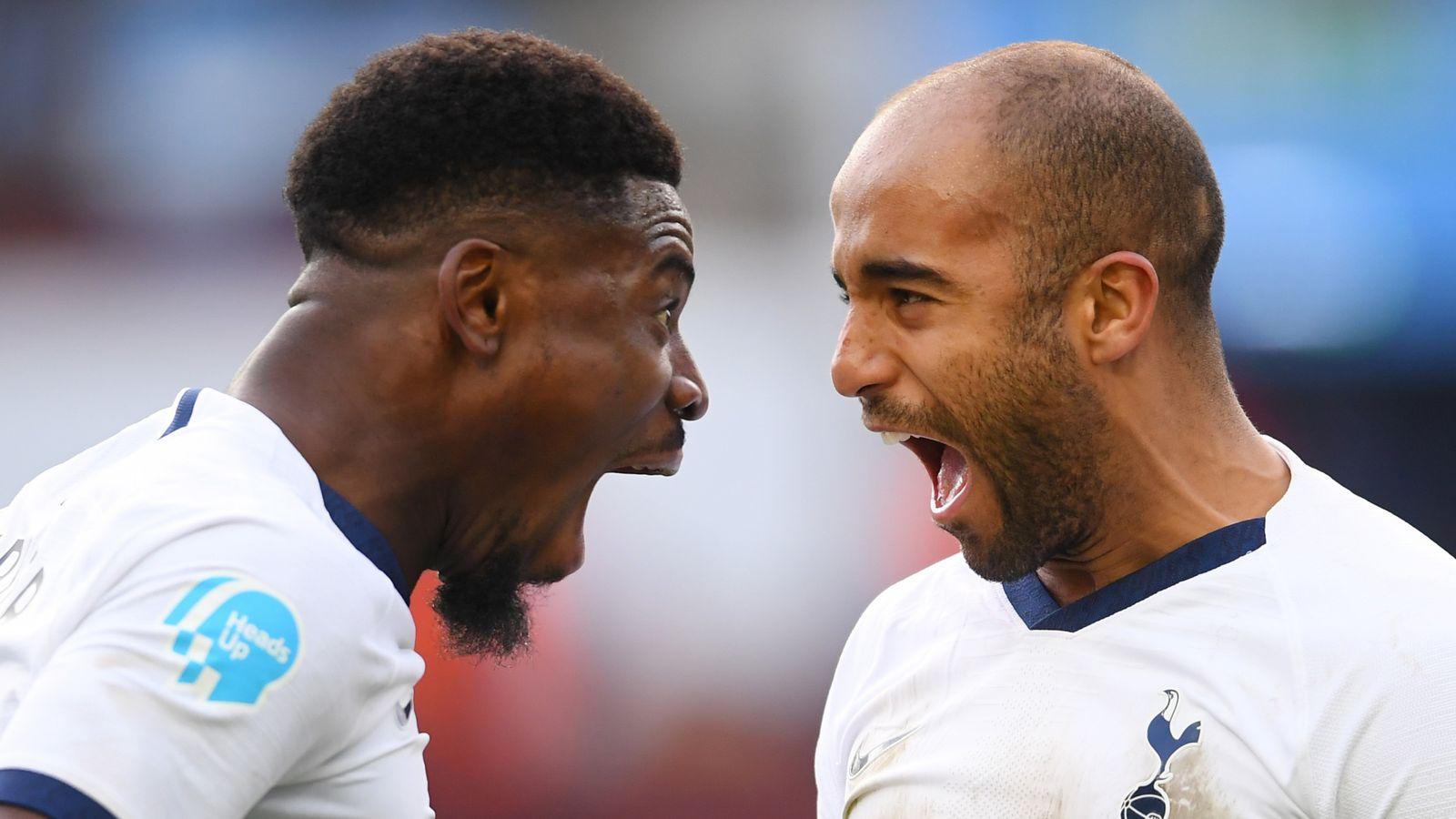 Jose Mourinho and Tottenham set for Champions League place?