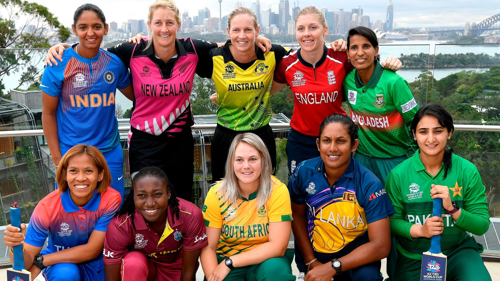 Women's T20 World Cup team guide: Who can challenge Australia? - Sky Sports