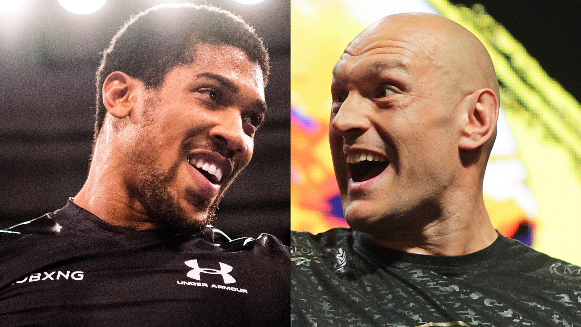 Team Fury: AJ fight can be agreed in one day - sky sports