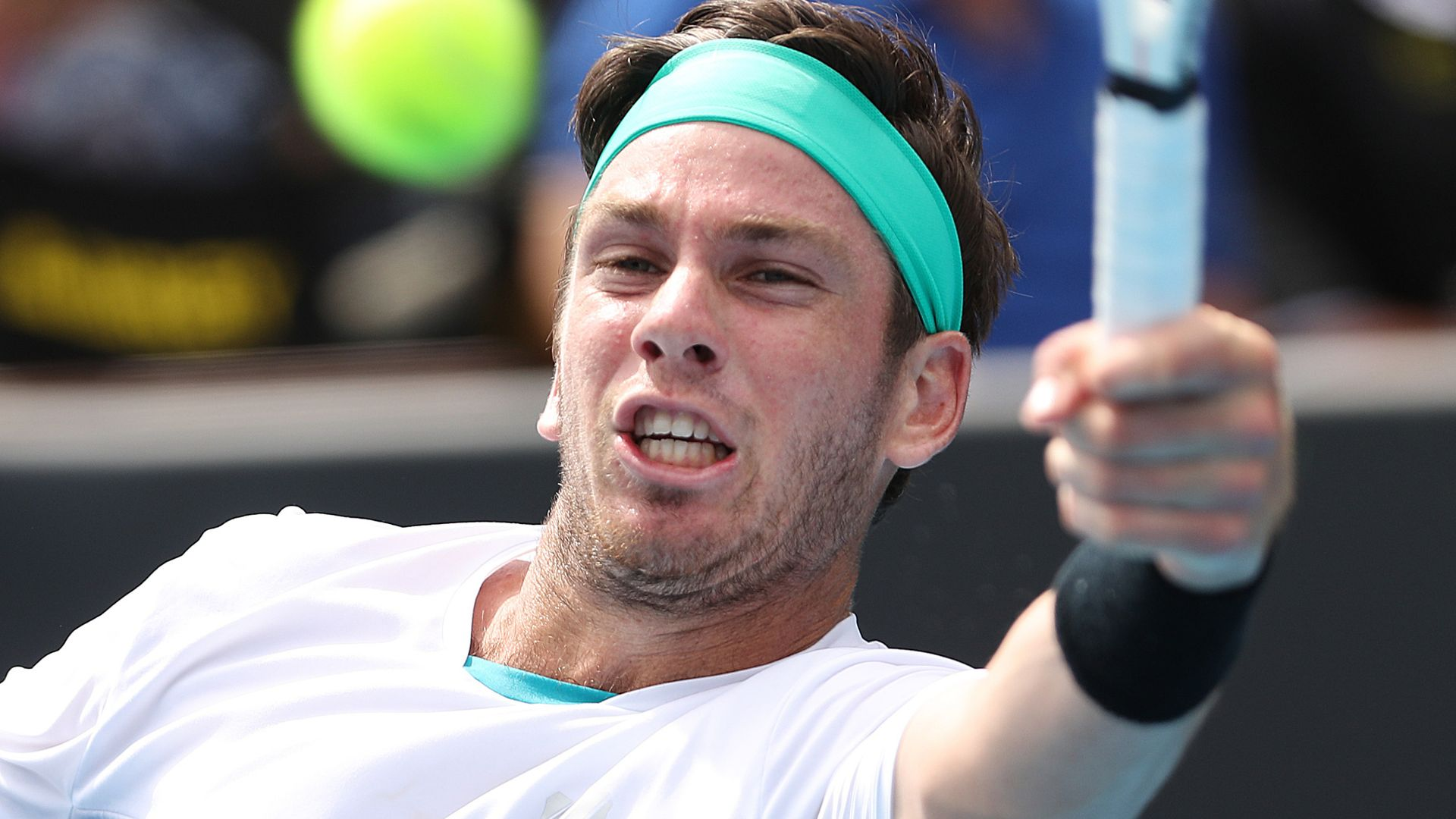 Norrie signs up for tournament in New Zealand