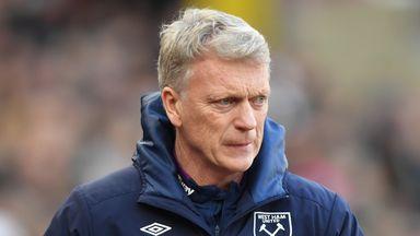 fifa live scores - West Ham boss David Moyes wants compulsory Premier League winter week off