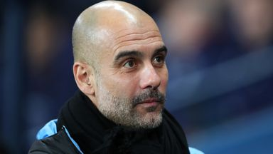 Guardiola: City deserve apology after CAS ruling