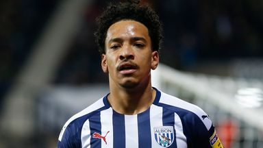 Matheus Pereira joined West Brom on loan from Sporting Lisbon on deadline day before the start of the season
