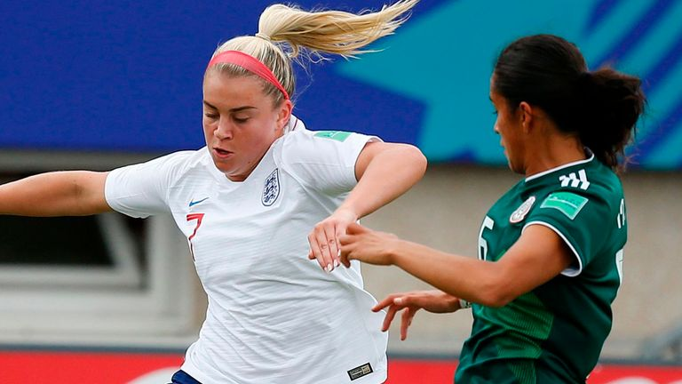 Alessia Russo replaces Bronze in the SheBelieves Cup squad