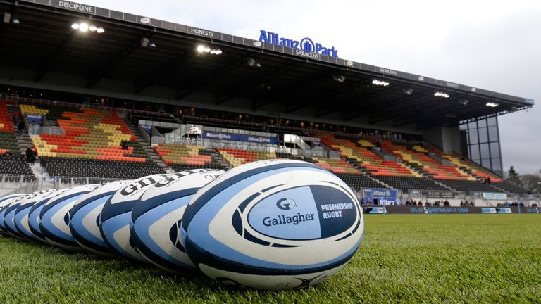 Allianz confirms termination of Saracens sponsorship