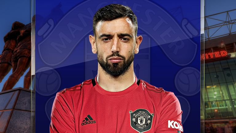 Manchester United's new signing Bruno Fernandes can make a difference
